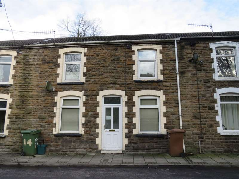 2 Bedrooms Terraced House for sale in New Road, Deri, Bargoed