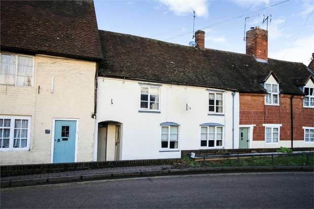 3 Bedrooms Terraced House for sale in Mill Street, Bridgnorth, Shropshire
