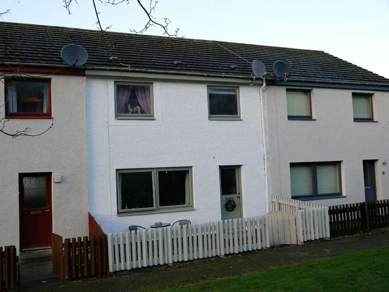 3 Bedrooms Terraced House for sale in 23 Townland Park, Cromarty, IV11 8YY