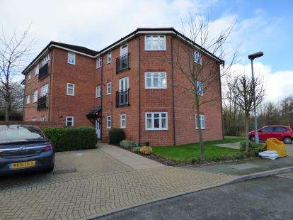 2 Bedrooms Flat for sale in Haunch Close, Birmingham, West Midlands