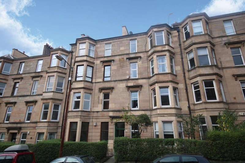 2 Bedrooms Ground Flat for sale in 0/1, 64 Fergus Drive, North Kelvinside, Glasgow, G20 6AW