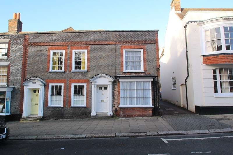 3 Bedrooms End Of Terrace House for sale in High Street, Fareham