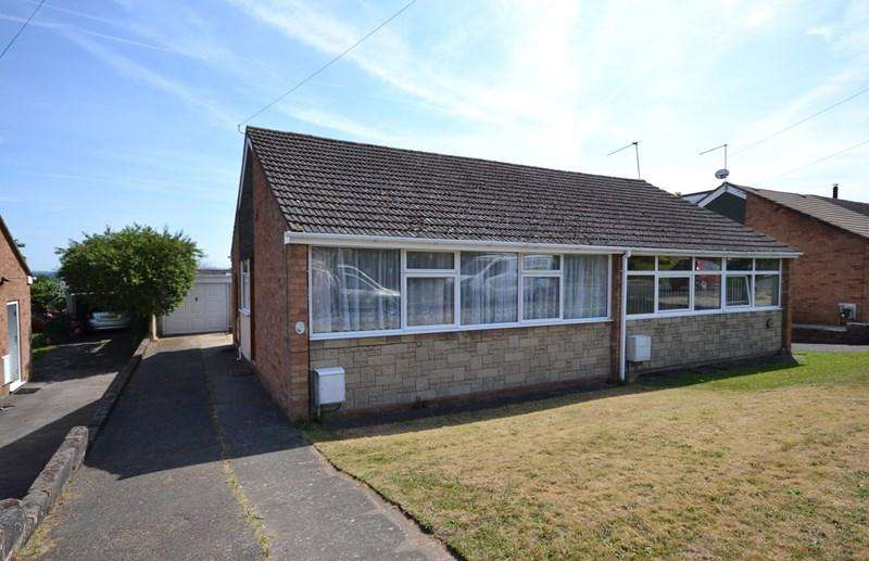2 Bedrooms Bungalow for sale in Severn Way, Bewdley