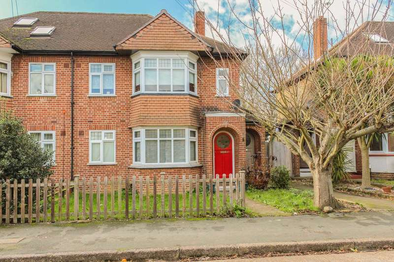 2 Bedrooms Maisonette Flat for rent in Warwick Road, Thames Ditton