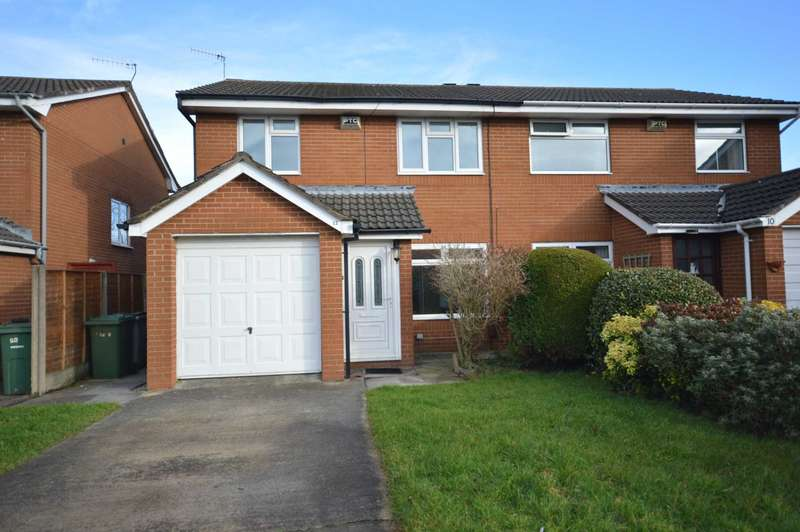 3 Bedrooms Semi Detached House for rent in Stevenson Drive, Spital
