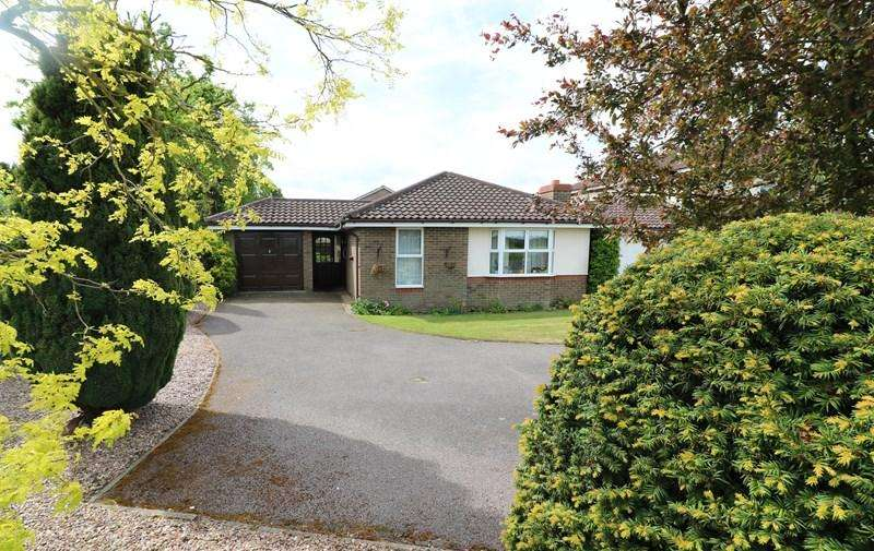 3 Bedrooms Detached Bungalow for sale in Tuttles Lane West, Wymondham