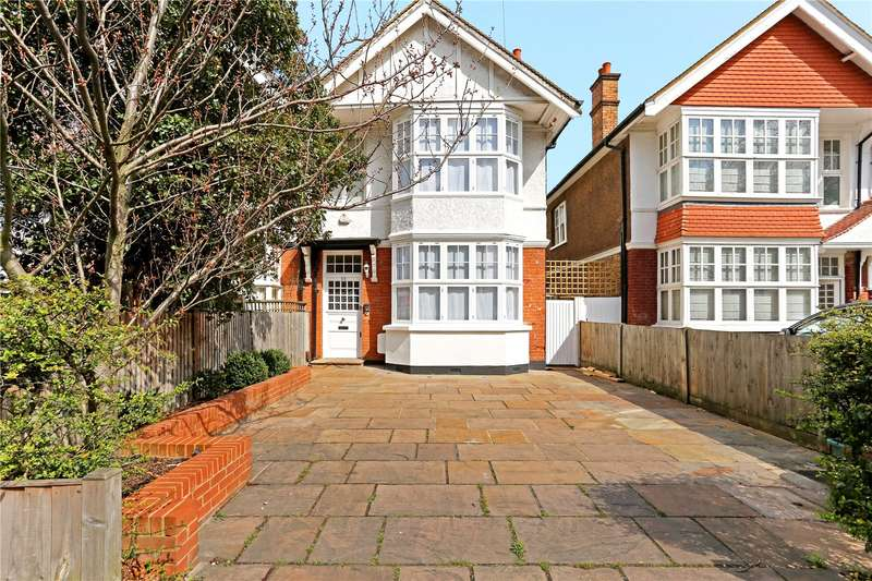 6 Bedrooms Semi Detached House for sale in South Parade, London, W4