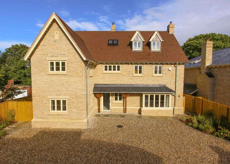 5 Bedrooms Property for sale in Elm Tree Walk, Shippon, Abingdon
