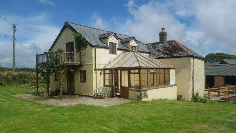 5 Bedrooms Farm House Character Property for sale in Bradworthy, Holsworthy