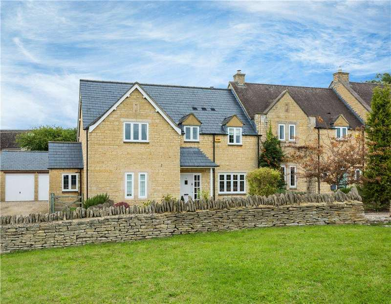 4 Bedrooms House for sale in The Stocks, Chadlington, Chipping Norton, Oxfordshire, OX7