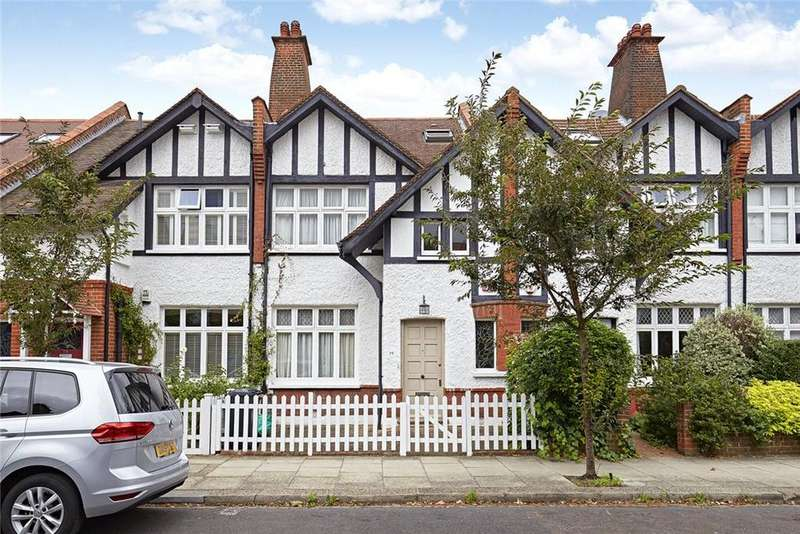 4 Bedrooms Terraced House for sale in Esmond Road, Chiswick, London, W4