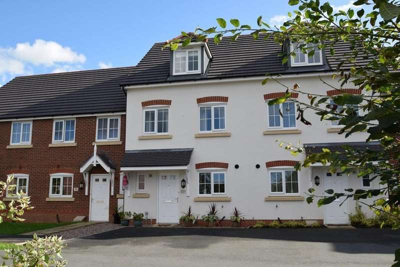 4 Bedrooms Town House for sale in Clos Belyn, Llandudno Junction