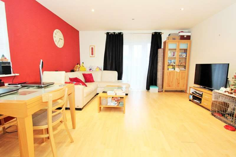 1 Bedroom Flat for sale in Battery Road, London, London, SE28