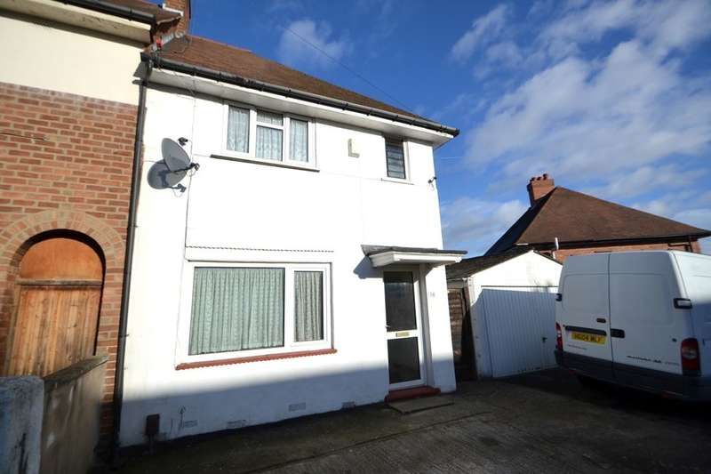 2 Bedrooms Property for sale in Barnwell Road, Kingsthorpe, Northampton, NN2