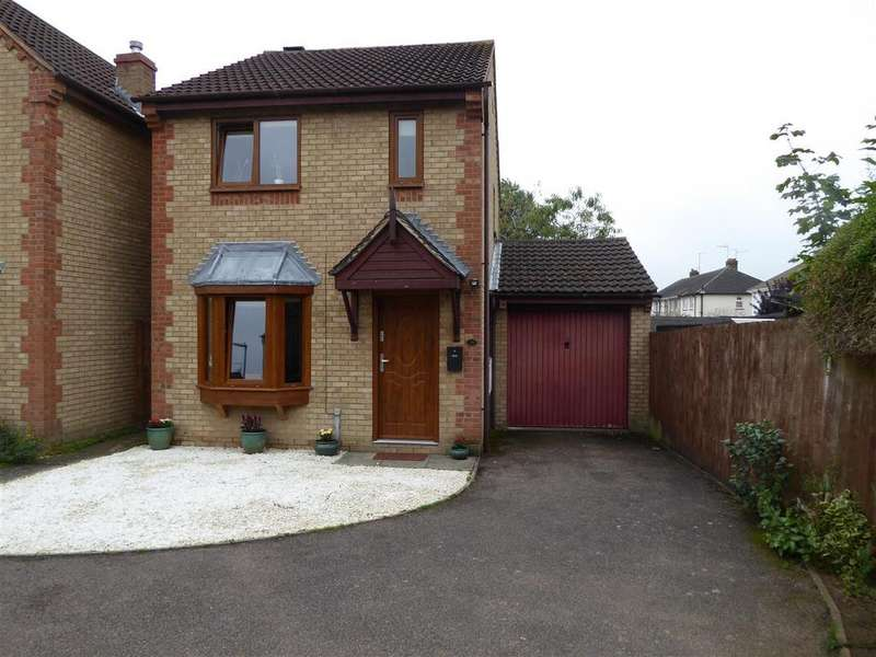 3 Bedrooms Detached House for sale in Sycamore Close, Kettering
