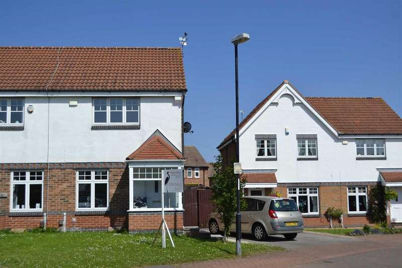 2 Bedrooms End Of Terrace House for sale in Crosthwaite Grove, Hylton Castle, Sunderland