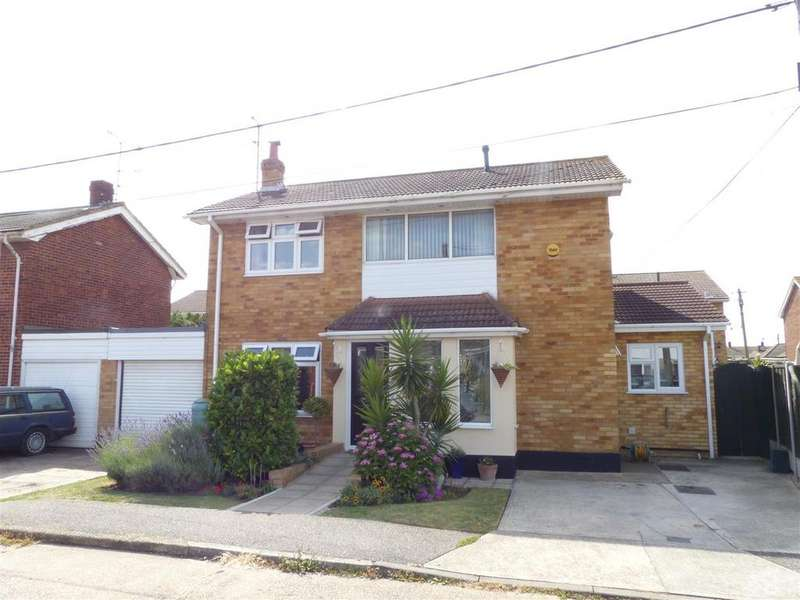 3 Bedrooms Detached House for sale in Bardenville Road, Canvey Island