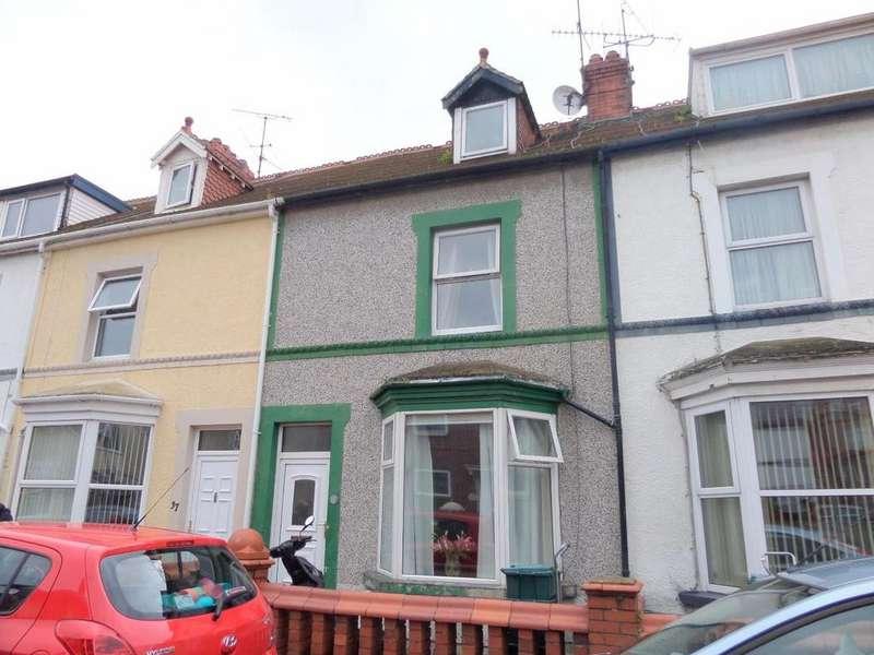 4 Bedrooms Terraced House for sale in Victoria Street, Llandudno