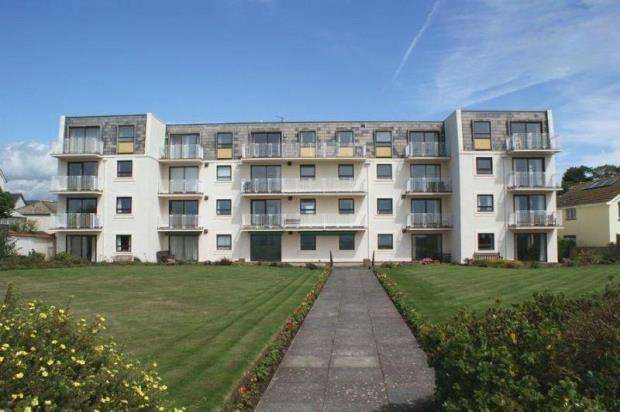 1 Bedroom Flat for sale in The Rolle, 2 Fore Street, Budleigh Salterton, Devon