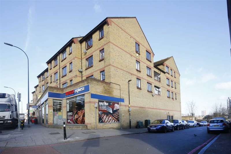 1 Bedroom Apartment Flat for sale in Leigh Court, 213 Lewisham Way, Brockley