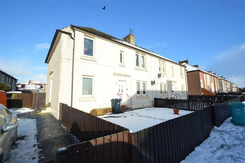 2 Bedrooms Apartment Flat for sale in Stewart Street, Bellshill