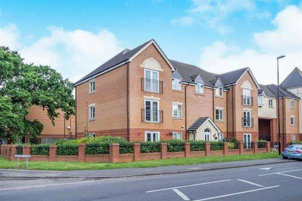 2 Bedrooms Apartment Flat for sale in Bewick Croft, Stoke Heath, Coventry