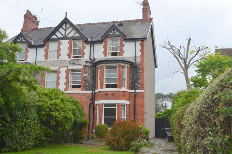 3 Bedrooms Maisonette Flat for sale in Cadnant Park, Conwy