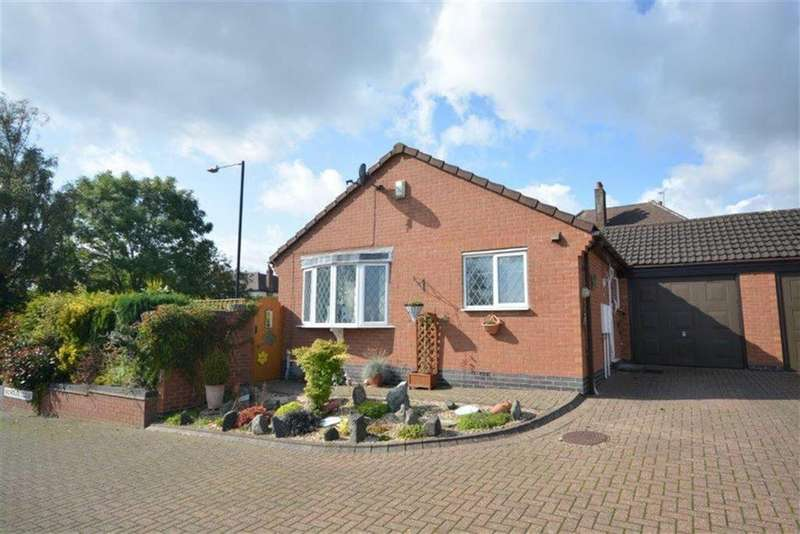 2 Bedrooms Detached Bungalow for sale in Nicholas Close, Bedworth