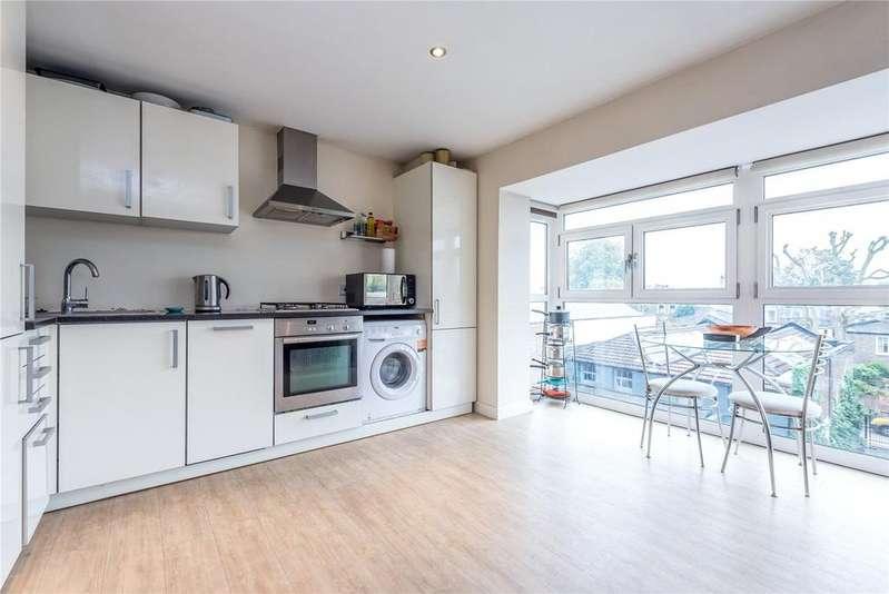 2 Bedrooms Flat for sale in Isabella Mews, Balls Pond Road, London, N1