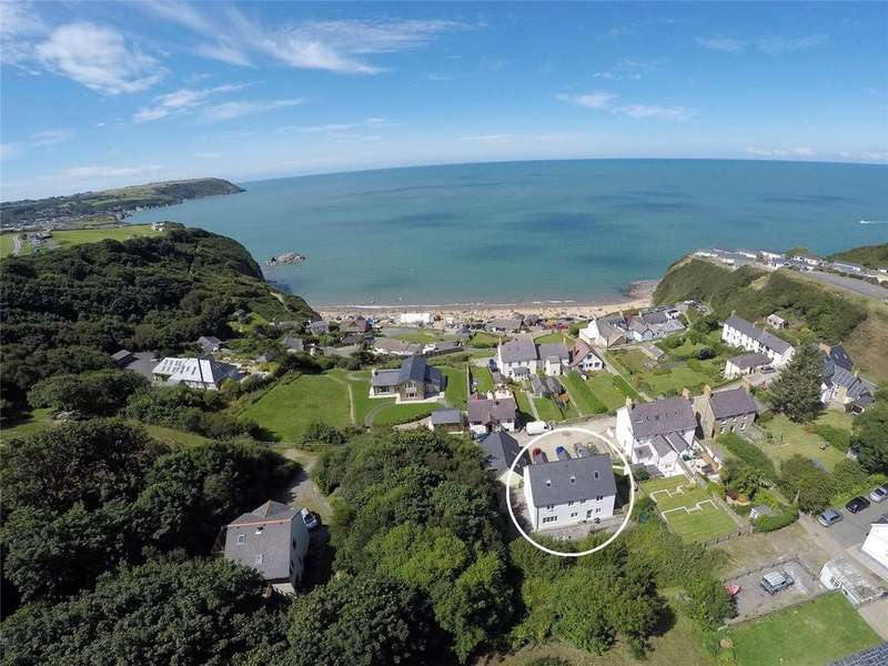 6 Bedrooms Detached House for sale in Golygfa Mor, Tresaith, Nr Cardigan, Ceredigion, SA43