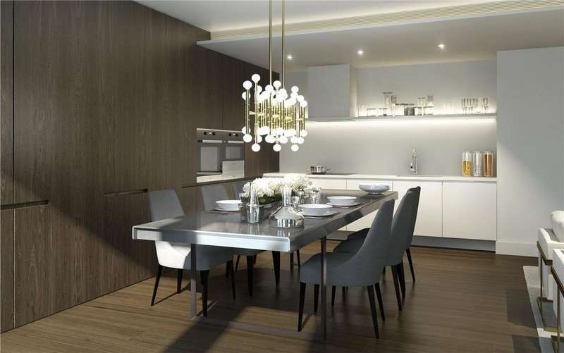1 Bedroom Flat for sale in Rathbone Square, Rathbone Place, Fitzrovia, London, W1T