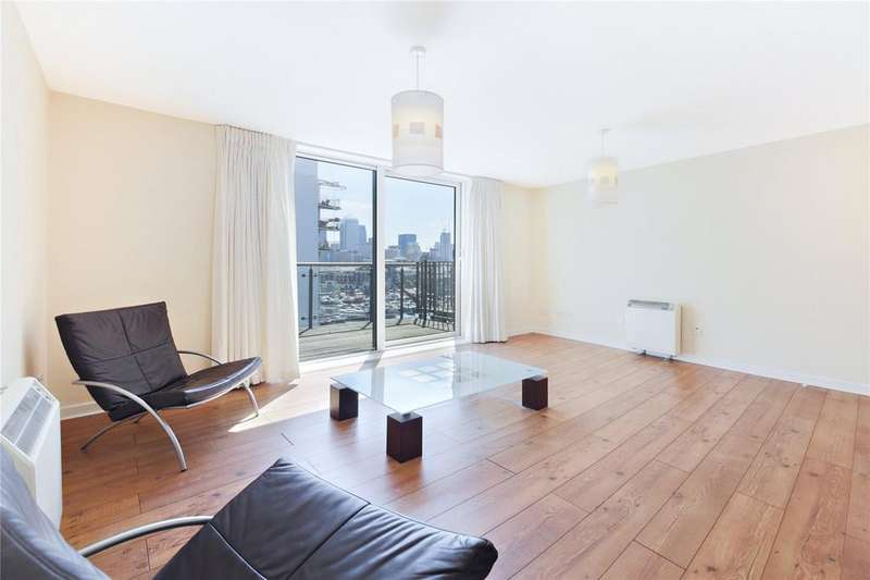 2 Bedrooms Flat for sale in Berglen Court, 7 Branch Road, Limehouse, London, E14