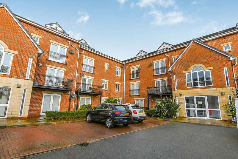 2 Bedrooms Flat for sale in Birkdale Court, Huyton, Liverpool, L36