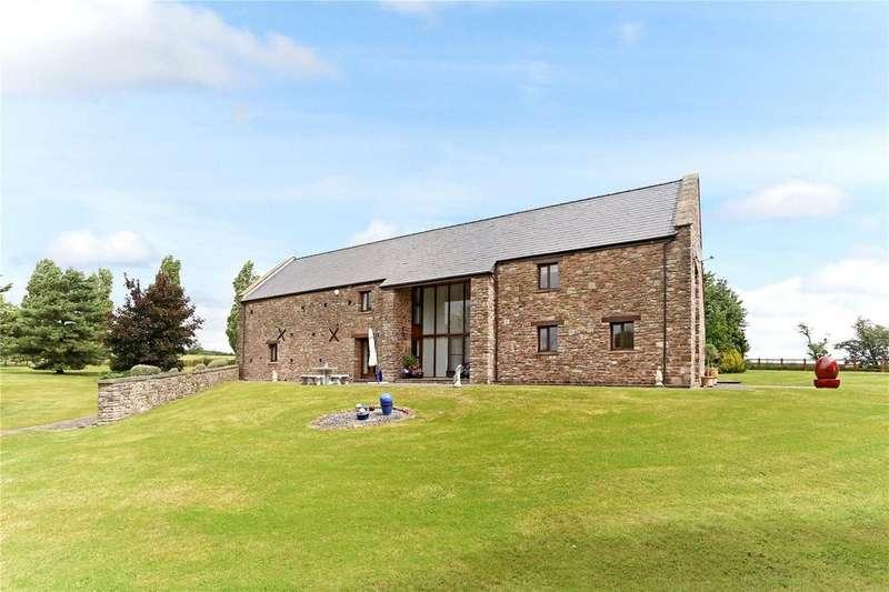 6 Bedrooms Detached House for sale in Woolaston Grange, Woolaston, Lydney, Gloucestershire, GL15