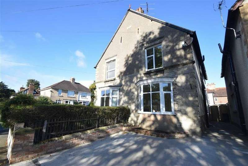 3 Bedrooms Semi Detached House for sale in Monkmoor Road, Monkmoor, Shrewsbury