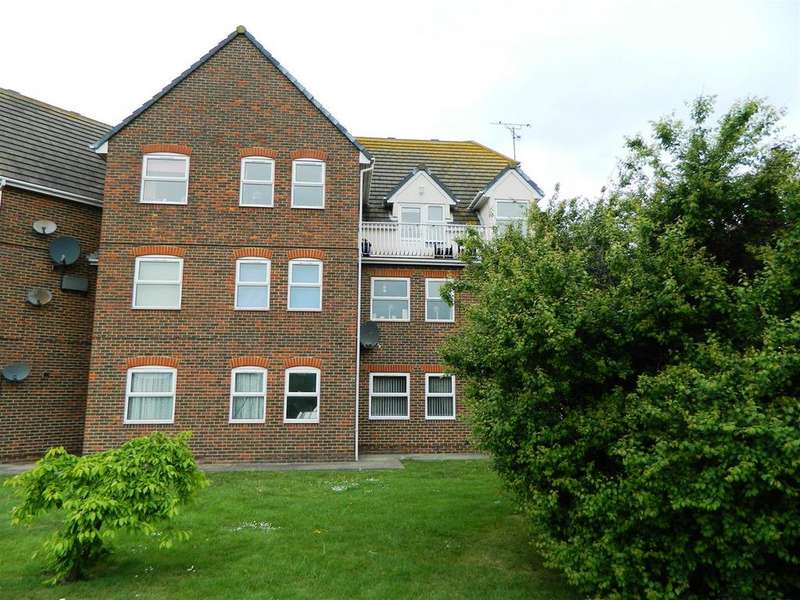 2 Bedrooms Apartment Flat for sale in Cherry Court, Canvey Island