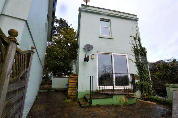 2 Bedrooms Semi Detached House for sale in Birds Haven, Avenue Road, Torquay, Devon