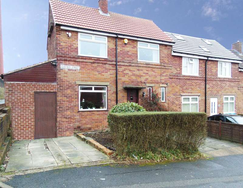 2 Bedrooms End Of Terrace House for sale in Eustace Street, Oldham