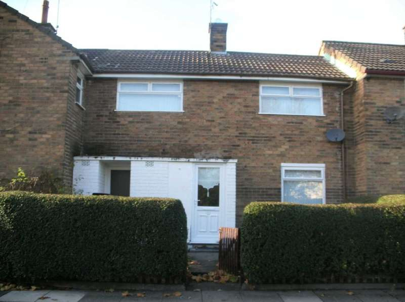 2 Bedrooms Terraced House for rent in Rockford Close, Southdene, Kirkby
