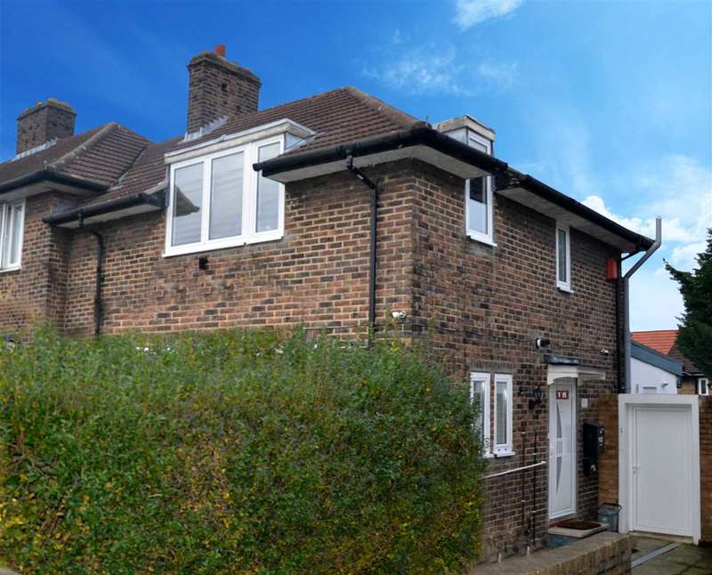 4 Bedrooms Semi Detached House for sale in Adolf Street, London