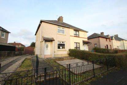 2 Bedrooms Semi Detached House for sale in Swinton Crescent, Swinton, Glasgow, Lanarkshire