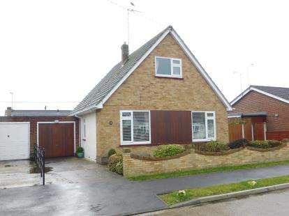 3 Bedrooms Detached House for sale in Canvey Island, Essex