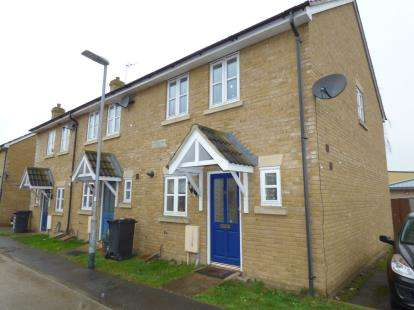 2 Bedrooms End Of Terrace House for sale in Martock, Somerset, Uk