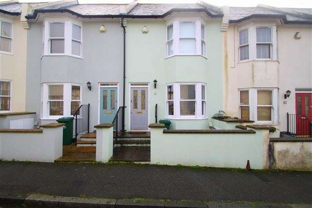 3 Bedrooms Terraced House for sale in Hannover Terrace, Brighton, East Sussex, BN2 9SN