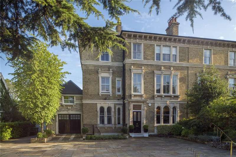 7 Bedrooms Semi Detached House for sale in Copse Hill, Wimbledon, London, SW20