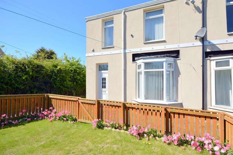 3 Bedrooms End Of Terrace House for sale in 1 Clyde Terrace, Coundon, Bishop Auckland, DL14 8NJ
