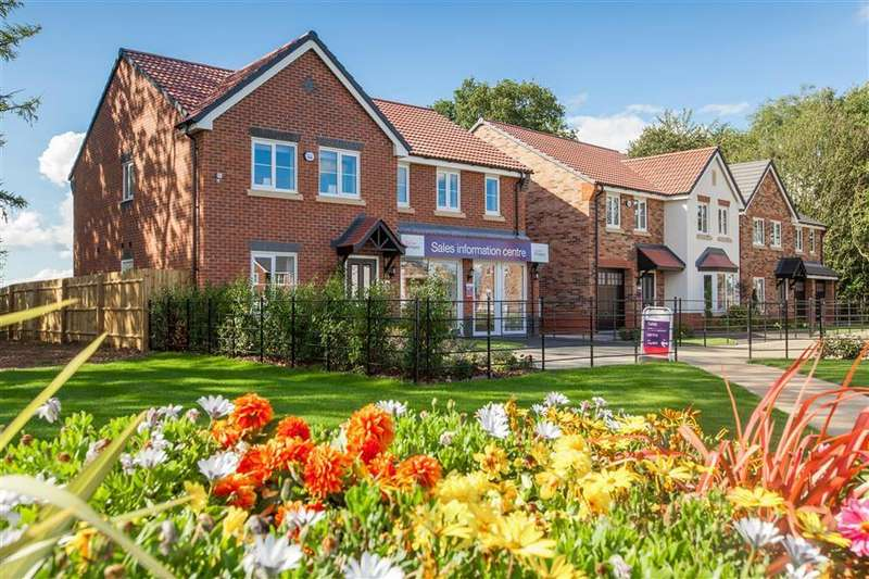 4 Bedrooms Detached House for sale in Oteley Road, Sutton Grange, Shrewsbury