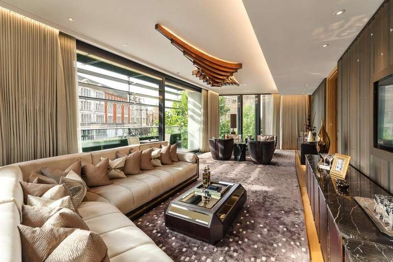 3 Bedrooms Flat for sale in Knightsbridge, London, SW1X