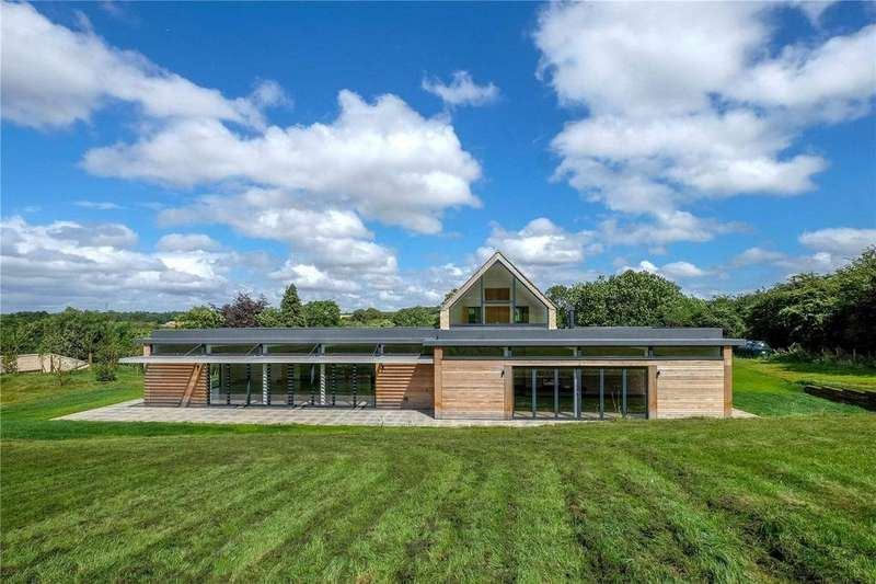 5 Bedrooms Detached House for sale in Cheltenham Road, Bagendon, Cirencester, Gloucestershire, GL7