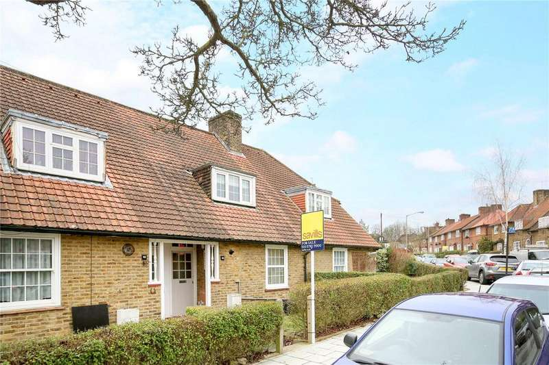 3 Bedrooms Terraced House for sale in Huntingfield Road, Putney, London, SW15